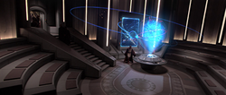 Jedi Briefing Room