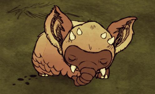 image koalefant asleeppng dont starve game wiki