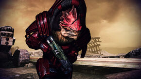 Urdnot wrex 14 by johntesh-d4y9jqc