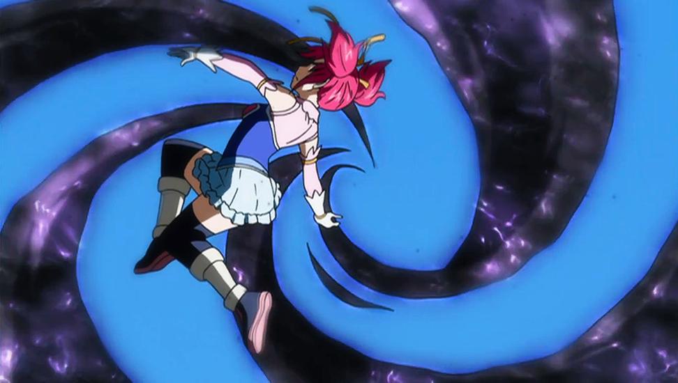 Sky God Slayer Magic - Fairy Tail Wiki, the site for Hiro ...