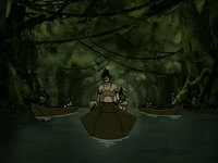 Foggy Swamp Tribe&#39;s skiffs