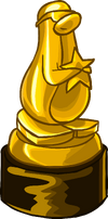 Gold Award