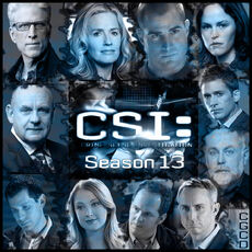 CSI-LV- Season 13