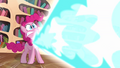 Pinkie Pie laughter beam S03E13.png