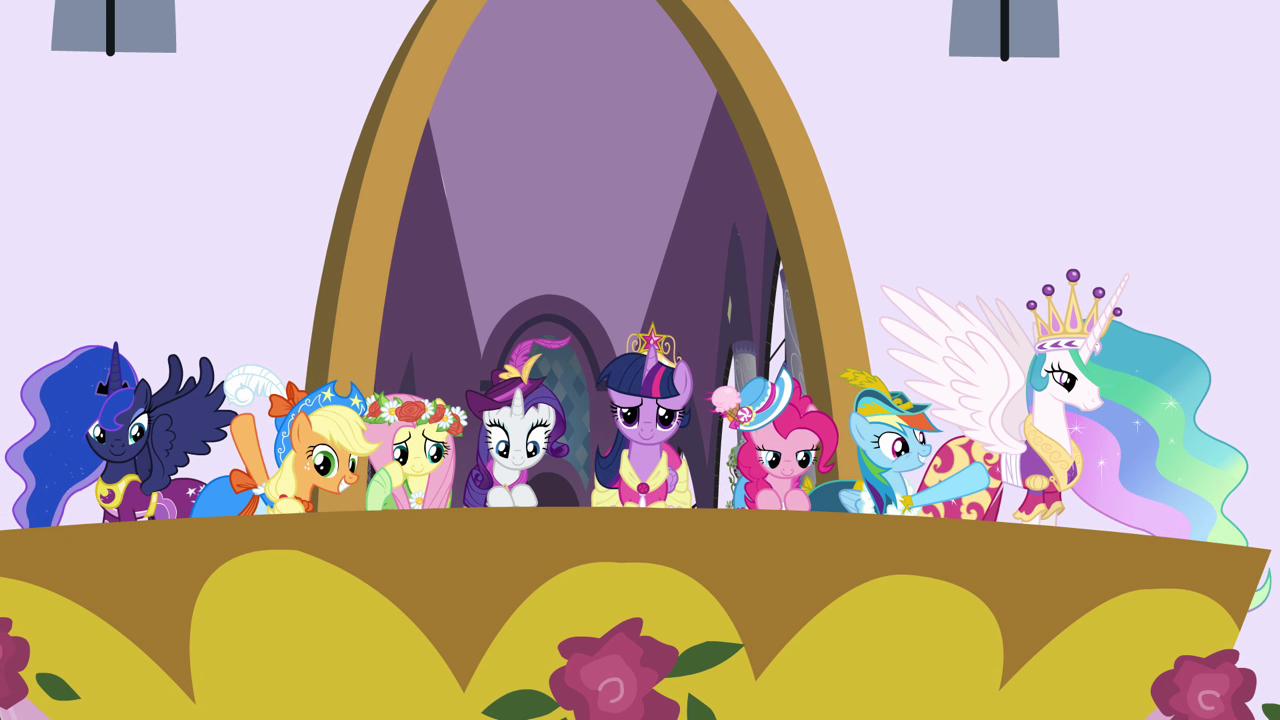 loyaltyrotj - my little pony wikipedia episodes