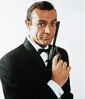 Bond - Sean Connery - Profile