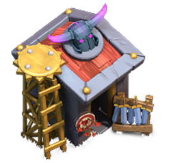 Clash of Clans(部落战争)Barracks