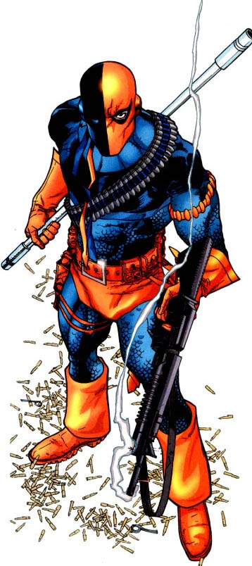 The Injustice Deathstroke either of his 2 uniforms?  sc 1 st  Daybreak Games & Deathstroke- What is his best look/costume? | DC Universe Online Forums