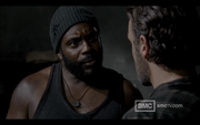 Tyreese Pleading