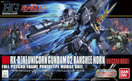Unicorn Gundam 02 Banshee Norn (Unicorn Mode)