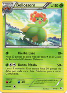 Bellossom (Fronteras Cruzadas TCG)