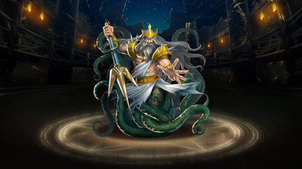 Poseidon - Tower of Saviors Wiki