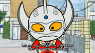 Ultraman Taro in Imagin Anime Season 3
