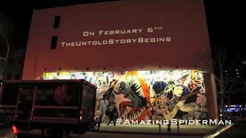 Amazing Spider-Man The Untold Story Begins