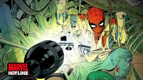 Marvel Hotline Amazing Spider-Man 578