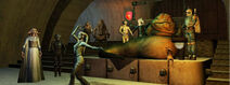 Jabba the Hutt's criminal empire