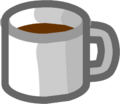 Coffee Cup Emoticon