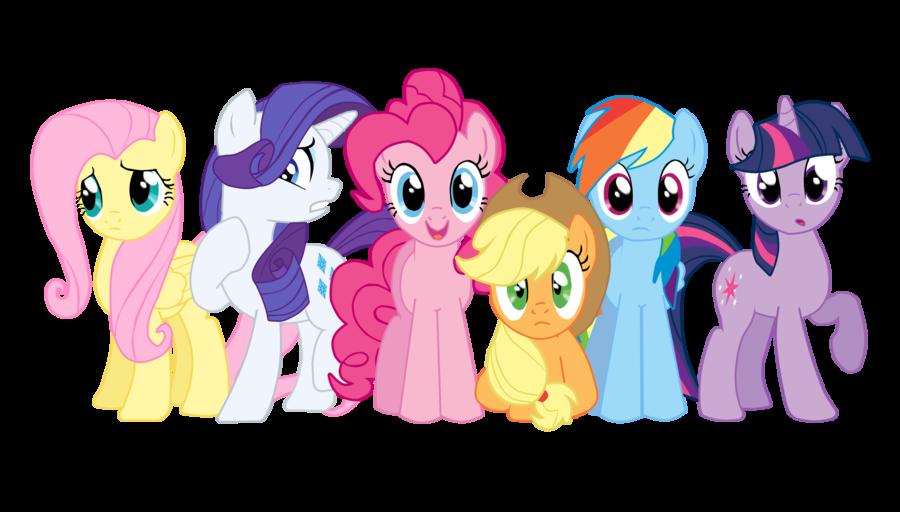 Nombres de todos los ponys de My Little Pony - Imagui