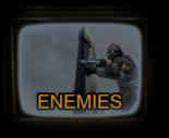ENEMIES LOGO TEST