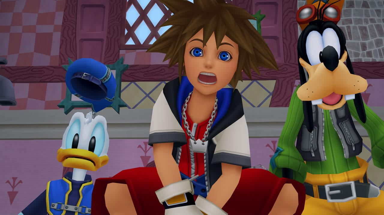 News Kingdom Hearts HD 1.5 Remix Headed West