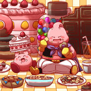 Kirby&amp;MajinBuuKawart