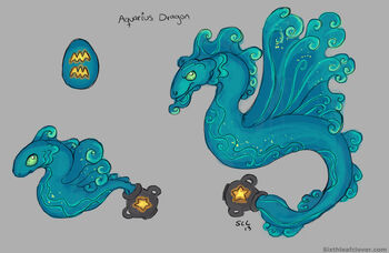 Aquarius Dragon