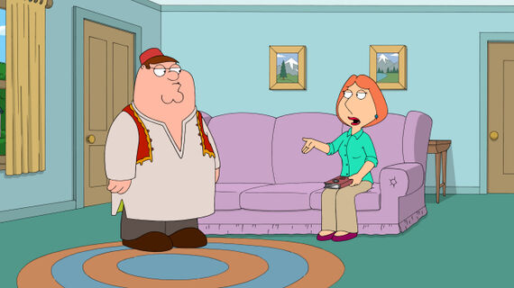 Family Guy Season 11 Episode 15 Turban Cowboy