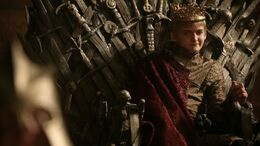 Joffrey Trono de Hierro HBO