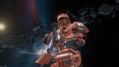 USER MasterChiefDragonWarrior Halo 4 SPartan IV Remake 2