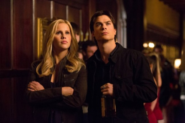 The Vampire Diaries - Bring It On