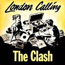 London Calling Single 12&#039;&#039; UK