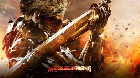 Metal Gear Rising OST - A Stranger I Remain (Mistral's Theme)