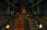 New Sheoth Palace Throneroom