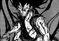 Gajeel After Eating Shadow