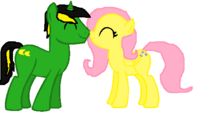 Lightning Bolt & Fluttershy