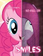 MLP - Two Sides of Pinkie Pie by TehJadeh
