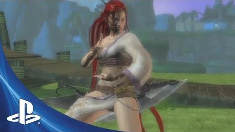 PlayStation® All-Stars Battle Royale™ - Nariko Trailer-0