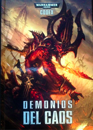 Codex Demonios del Caos Wikihammer