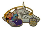 WDW - Stitch's Magical Adventure - Space Mountain