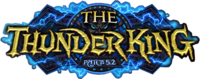 Patch-5.2-The Thunder King-logo