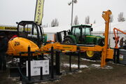JCB + quickfence at Lamma 2013 - IMG 6460