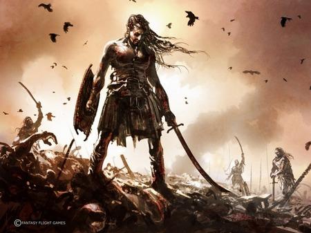 Dannel Scrown Khal_Drogo_by_Tomasz_Jedruzek%2C_Fantasy_Flight_Games%C2%A9
