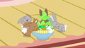 Animals enjoying juicy leaves S3E13.png