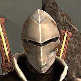 Chevalier silverite helm