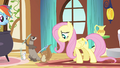 Fluttershy take a break S3E13.png
