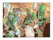 J'onn in war