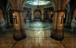 Priory of the Nine (quest) Crypt
