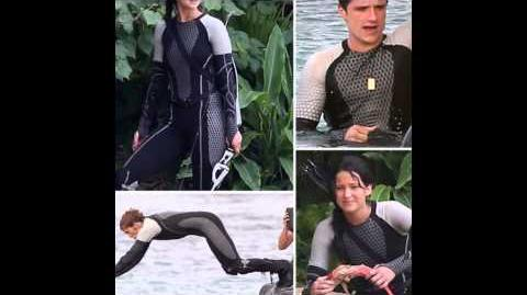 The Hunger Game Catching Fire NEW POSTERS, PORTRAITS,PICTURE AND SNEAK PREVIEWS MARCH 7 2013