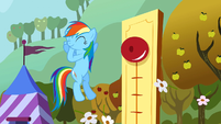 Proud Rainbow Dash S1E13