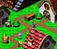 Rose Town - MarioWiki, the encyclopedia of everything Mariorose town
